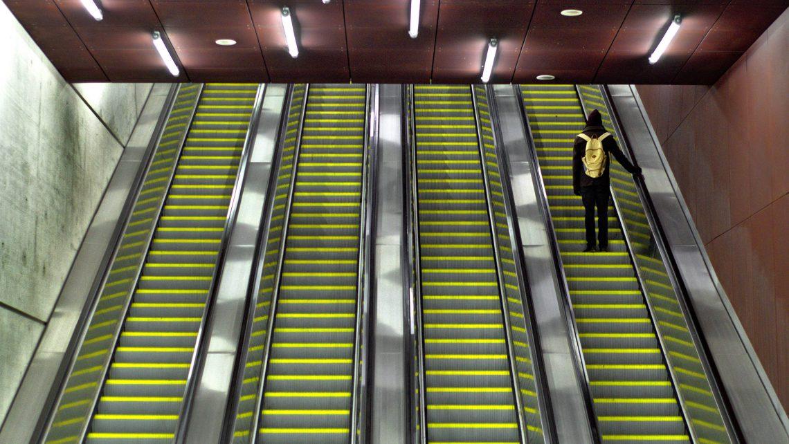 1_Alone in the Underground